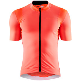 Craft Surge Lumen SS Jersey Men, shock